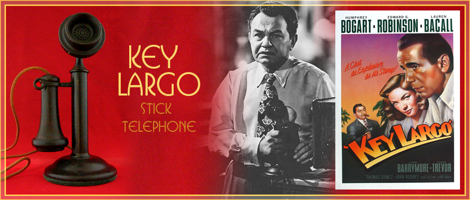 Key Largo Stick Phone